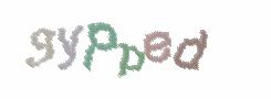 Esta imagem contem um texto embaralhado, e está usando uma combinação de cores, tamanho de fonte, fundo, ângulo de maneira a evitar envios automáticos de robôs. VOcê terá que reproduzi-la para enviar sua página inicial